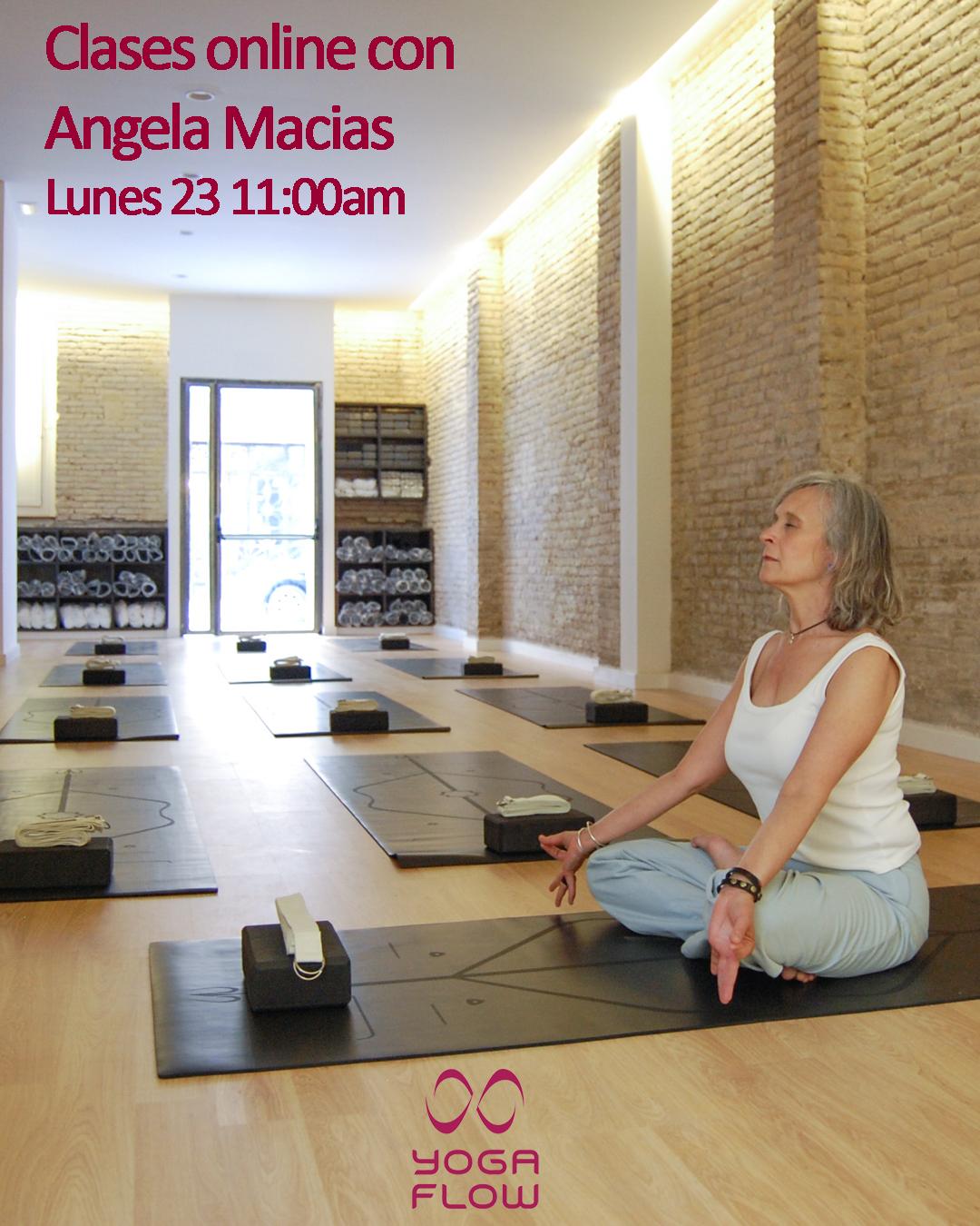 Yoga desde tu casa